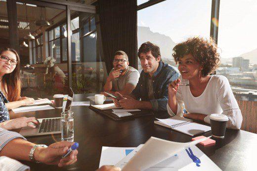 integração de setores na gestão empresarial