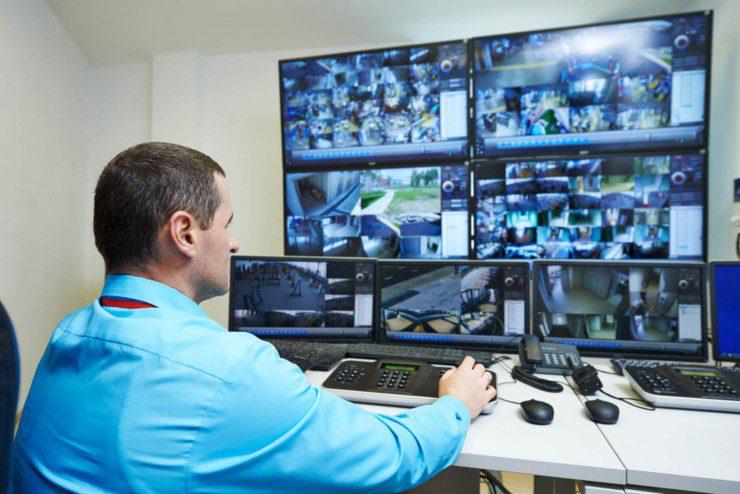 monitoramento de vídeo